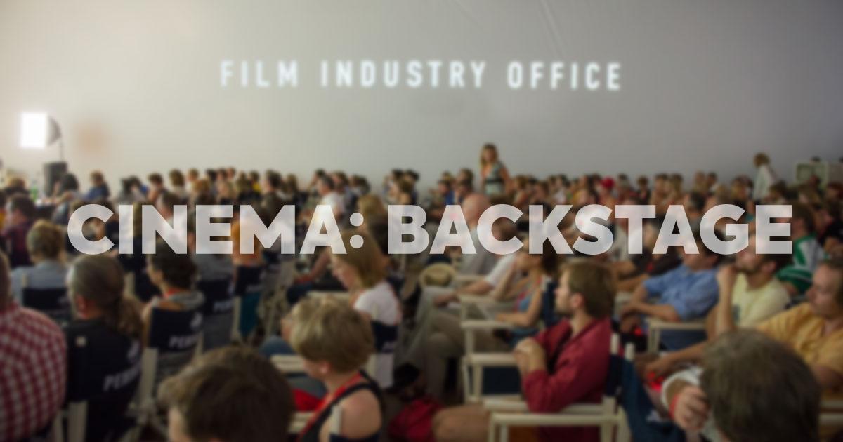 Событие состоится 18 июля в рамках профессиональной секции Film Industry Office