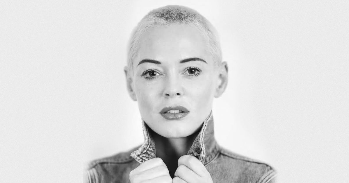 American actress, director and singer Rose McGowan will be a special guest of the 10th Odesa International Film Festival, which will be held on July 12-20, 2019
